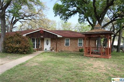 Gatesville Single Family Home For Sale: 2103 Saunders Street