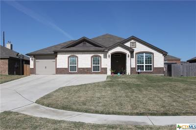 Killeen Single Family Home For Sale: 7007 Charles Goodnight