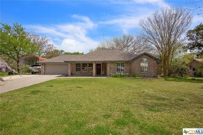 Salado Single Family Home Pending: 11201 Salado Springs