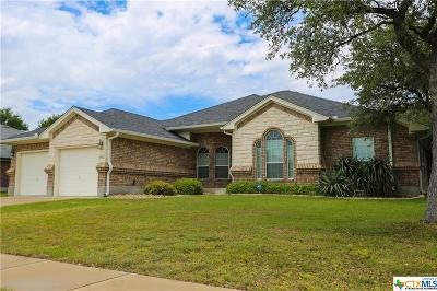 Killeen Single Family Home For Sale: 6417 Zinc Drive