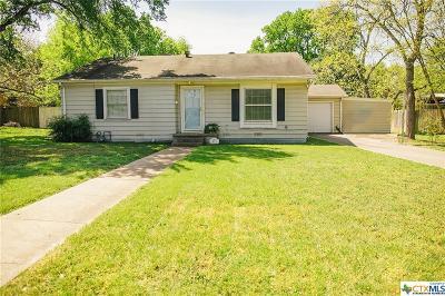 Belton Single Family Home For Sale: 417 E 14th Avenue
