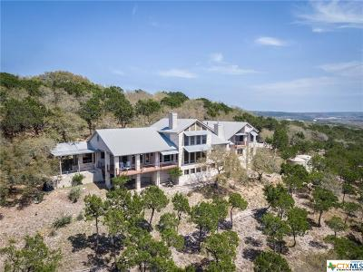 Wimberley Single Family Home For Sale: 640 Casey Ln