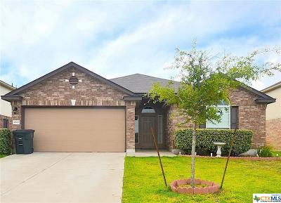 Killeen Single Family Home For Sale: 4900 Old Homestead Street