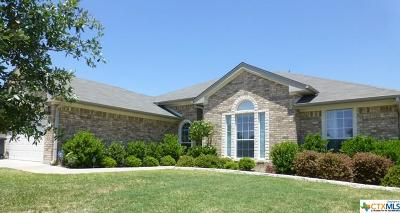 Harker Heights TX Single Family Home For Sale: $215,000