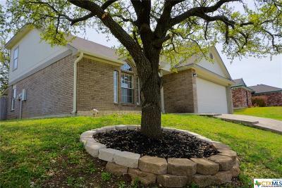 Copperas Cove Single Family Home For Sale: 1503 Joe Morse Drive