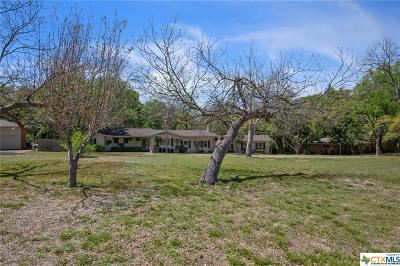 McLennan County Single Family Home For Sale: 3636 N 29th Street
