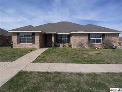 Killeen Single Family Home For Sale: 711 Aries Avenue