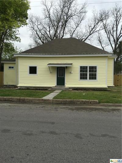 Temple Single Family Home For Sale: 1203 E Avenue E