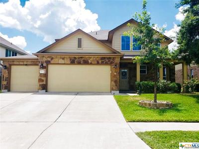 Killeen Single Family Home For Sale: 3602 Parkmill Drive