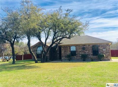 Kempner Single Family Home Pending: 303 Danzig Drive