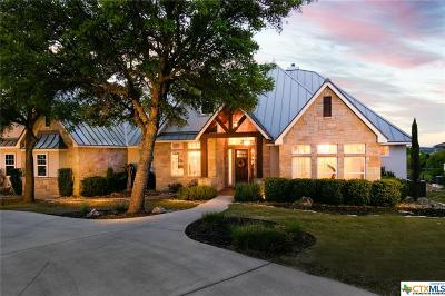 New Braunfels Single Family Home For Sale: 1058 Provence Place