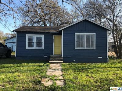 Gatesville Single Family Home For Sale: 2305 Bridge Street