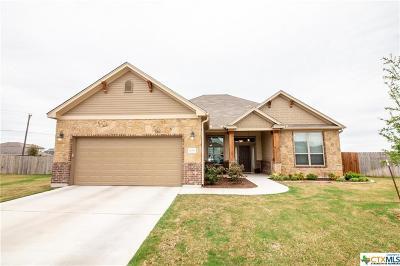 Temple Single Family Home For Sale: 10203 Alamosa Lane