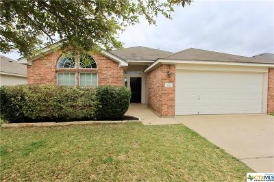 Temple Single Family Home For Sale: 7721 Redbrush