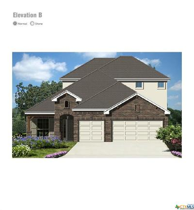 New Braunfels Single Family Home For Sale: 3618 Clear Cloud