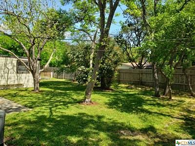 San Marcos Single Family Home For Sale: 1409 Prospect Street