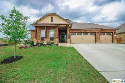 Belton Single Family Home For Sale: 4606 Guildford Drive