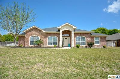 Harker Heights Single Family Home Pending: 415 Winter Sun Drive