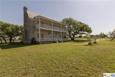 Salado Single Family Home For Sale: 14453 Settlements Road