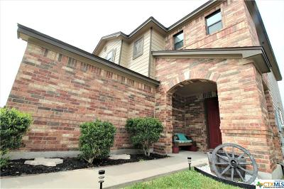Temple Single Family Home For Sale: 8917 Lonesome Oak Drive
