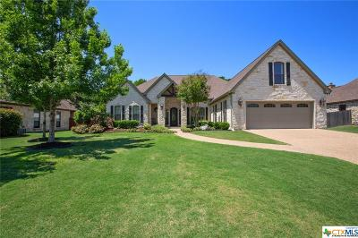 Temple Single Family Home For Sale: 6110 Wooded Creek Cove