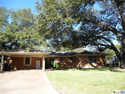 Temple Single Family Home For Sale: 2908 W Avenue S