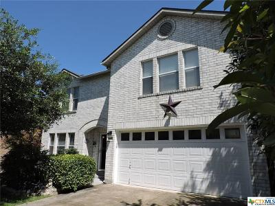 Schertz Single Family Home For Sale: 1672 Willow Top Drive