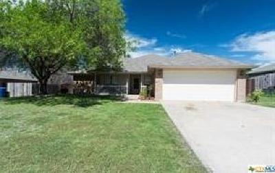 Copperas Cove Single Family Home For Sale: 905 Vernon Drive