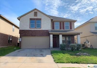 Killeen Single Family Home For Sale: 9010 Devonshire Court