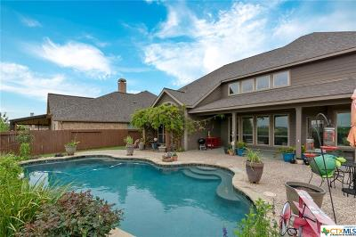 Seguin Single Family Home For Sale: 3059 Mustang Meadow