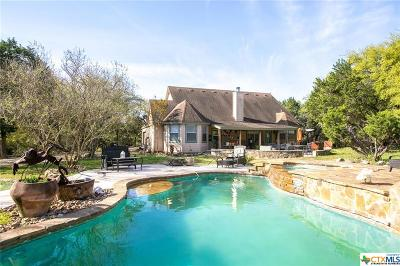 Wimberley TX Single Family Home For Sale: $445,000