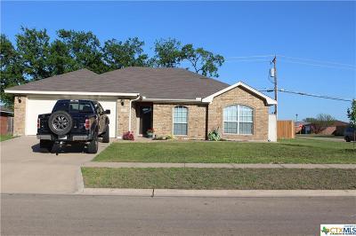 Killeen Single Family Home For Sale: 2906 Bachelor Button Boulevard