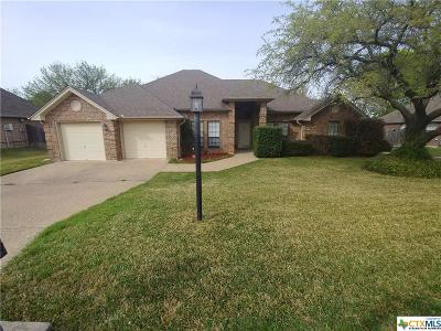 Harker Heights Single Family Home For Sale: 1805 Sutton Place Trail Trail