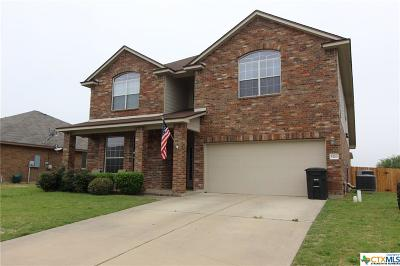 Killeen Single Family Home For Sale: 5320 Birmingham Circle