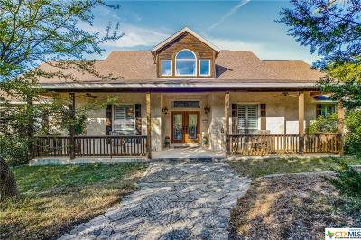 Boerne Single Family Home For Sale: 155 Morning Circle