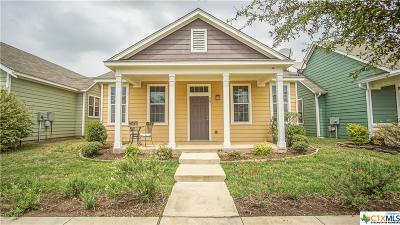 San Marcos Single Family Home For Sale: 307 Rachel Street