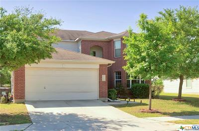 Schertz Single Family Home For Sale: 3722 Columbia Drive