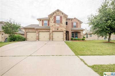 Killeen Single Family Home For Sale: 6807 Bayberry Drive