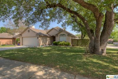 Schertz Single Family Home For Sale: 1168 Berry Creek Drive