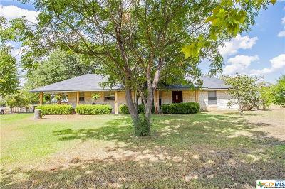 Belton Single Family Home For Sale: 6451 Fm 1123