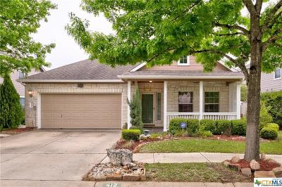Williamson County Single Family Home For Sale: 412 Rosedale Boulevard