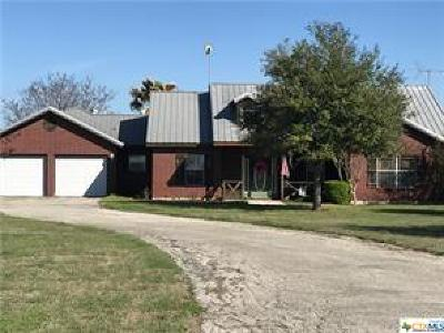 Seguin Single Family Home For Sale: 632 Haberle Road