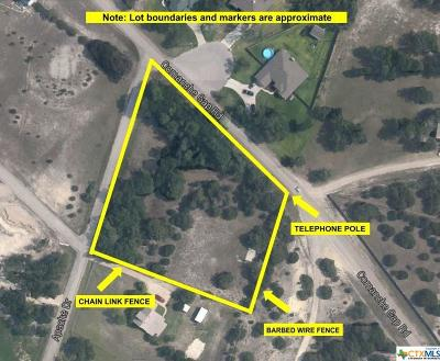 Harker Heights Residential Lots & Land For Sale: 0000 Apache Drive