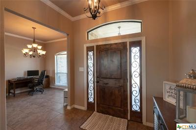 Temple Single Family Home For Sale: 7913 Broken Spoke Drive