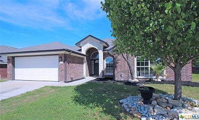 Killeen Single Family Home For Sale: 2402 Lavender Lane