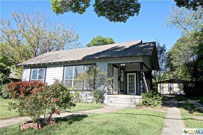 Temple Single Family Home For Sale: 1812 N 7th Street