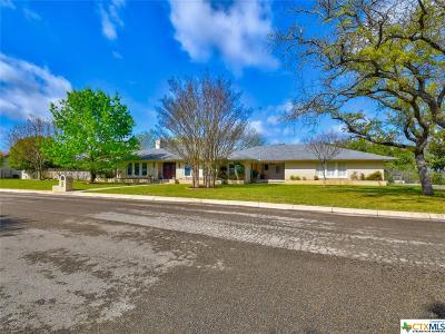 Lampasas Single Family Home For Sale: 106 Skipcha Trail