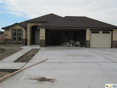 Killeen Single Family Home For Sale: 6115 Cordillera Drive