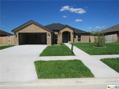 Killeen Single Family Home For Sale: 6113 Cordillera Drive