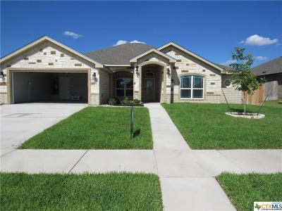 Killeen Single Family Home For Sale: 6101 Cordillera Drive
